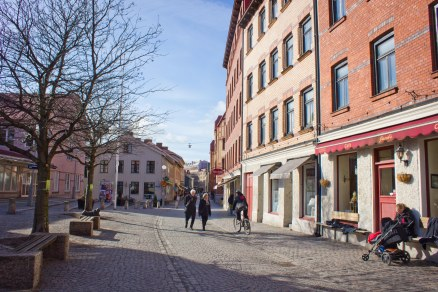 The Streets Of Gothenburg