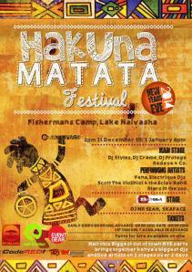 Hakuna Matata - Now Worries
