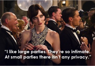 'Jordan Baker' from The Great Gatsby know's what I'm talking about!