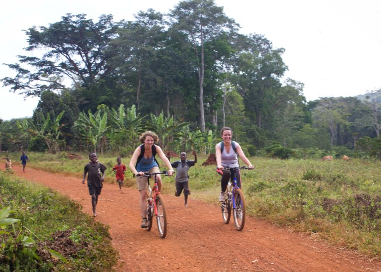 Biking Mabira Forest-6